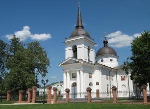 Воскресенська  церква – усипальниця останнього гетьмана України К.Розумовського