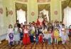 Свято Святого Миколая  в палаці гетьмана Кирила Розумовського